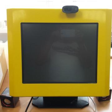 Informační kiosky - dotykový terminál