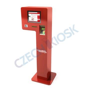 Platební automat TANKER