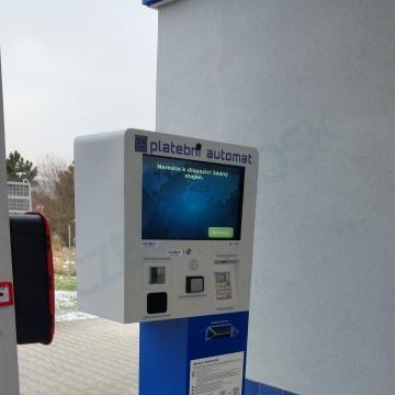 Platební automat TANKER Euroil