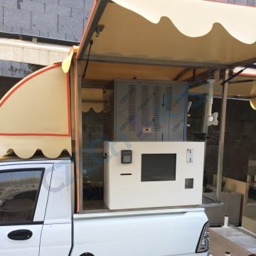 BoxCashMini - malý platební hotovostní a bezhotovostní automat