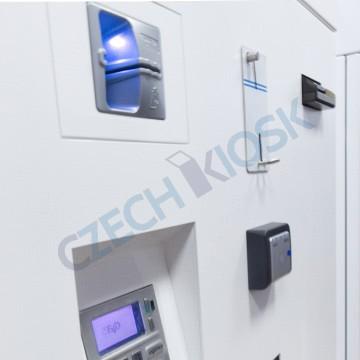 Platební automat MiniCash-Recycler detail
