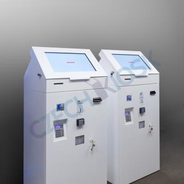 Platební automat MiniCash-Recycler