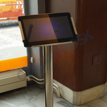 Student Agency - průmyslový tablet stojan
