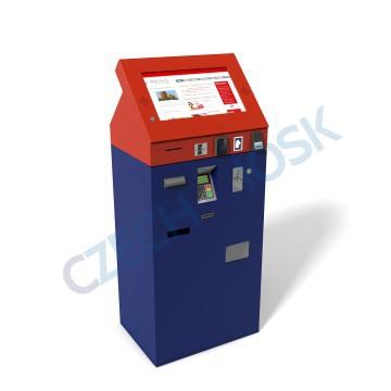 Platební automat MiniCash2 a MiniCash-Recycler