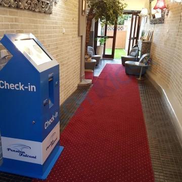 Hotelový automat pension Falconi