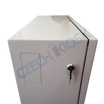 Platební automaty BoxCashMini na kolonádě ve Varech