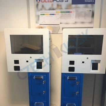 Platební automat TANKER FA